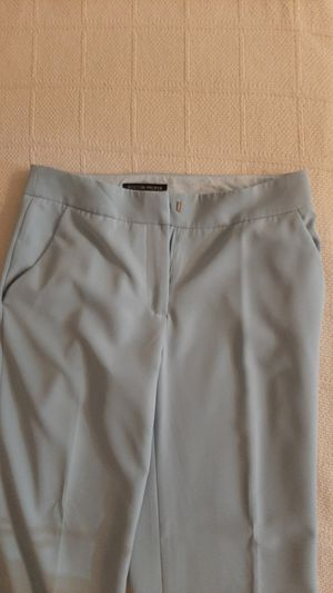 Baby blue Trousers/ pants size 2 long for Sale in Biscayne Park, FL