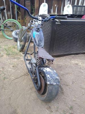 Homemade pocket chopper for Sale in Fresno, CA