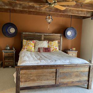 Reclaimed Teak Bedroom Suit for Sale in Spring Valley, CA