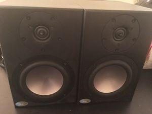 Pair of BLUE SKY sat 6.5 bi-amplified Active 2-way monitors for Sale in Los Angeles, CA