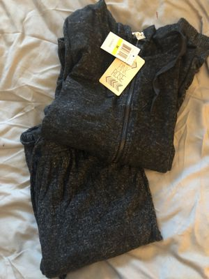 Black Sweatpants with Matching Jacket for Sale in Arlington, TX