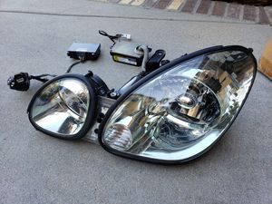 98 99 00 01 02 03 04 05 Lexus gs300 gs400 XENON HID Headlight Left DRIVER OEM for parts for Sale in Ontario, CA