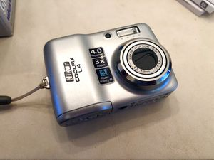 Nikon L4 Coolpix digital camera for Sale in Tampa, FL