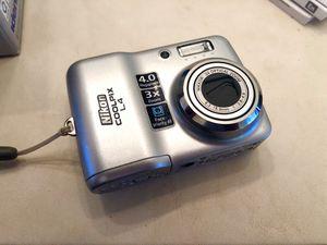 Nikon L4 Coolpix digital camera for Sale in Tampa, FL