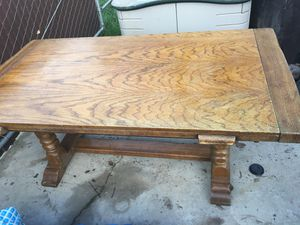 Table for Sale in Selma, CA
