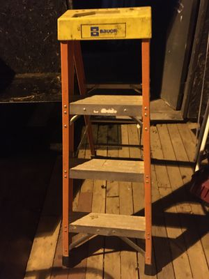 Bauer ladder for Sale in Columbus, OH