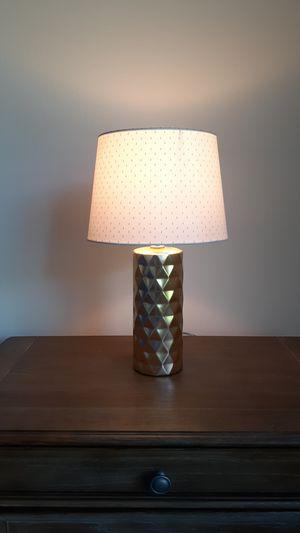 Modern small lamp for Sale in Glassboro, NJ
