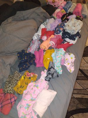 Lots of girl clothing sizes 4/4t/5/6 for Sale in Pembroke Pines, FL