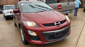 2012 Mazda Cx7 Clean title Hablo espańoñ 120,000 miñlas for Sale in Dallas, TX