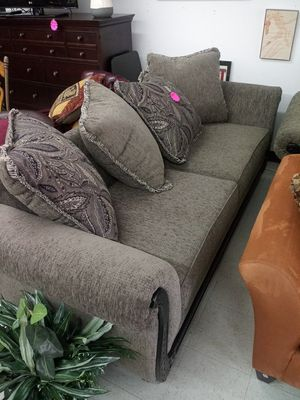 2 nice green couches for Sale in Tucker, GA