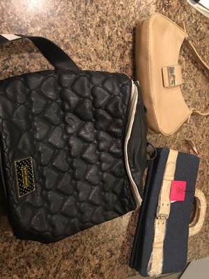 3 Purse Bundle! 1 new, 2 used for Sale in Spring Hill, FL