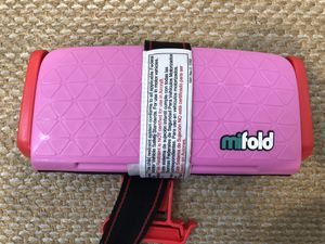 Mifold travel car seat for Sale in Seal Beach, CA