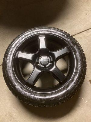 Bridgestone Tires & Rims 235/45/R17 inches for Sale in Buena Park, CA