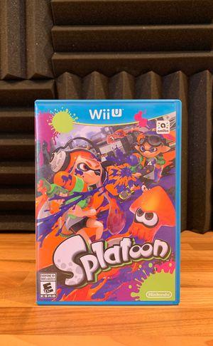 Splatoon (WiiU) for Sale in West Hollywood, CA
