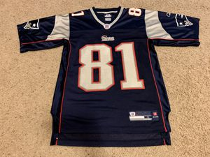 New England Patriots Randy Moss #81 Jersey for Sale in Vancouver, WA