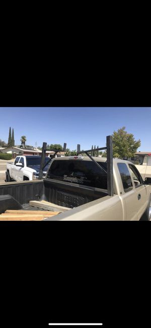 Material/ ladder rack for Sale in Santee, CA
