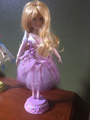 Disney Aurora porcelain collector doll for Sale in Fremont, CA