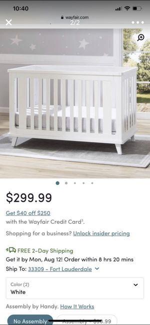 Delta Crib for Sale in Aventura, FL