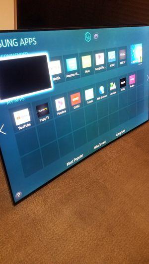 "65""Samsung Led HD 1080p Smart TV Wi-fi clear Motion 120hz model UN65H6203 for Sale in San Jose, CA"
