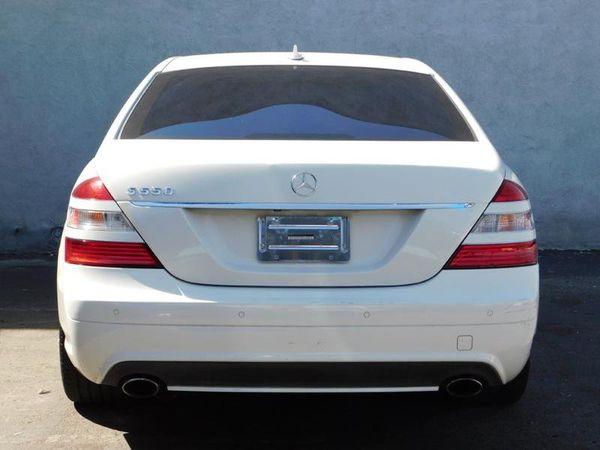 2009 Mercedes-Benz S-Class