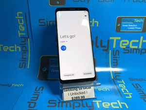 Samsung Galaxy S9 64GB Unlocked for Sale in Vancouver, WA