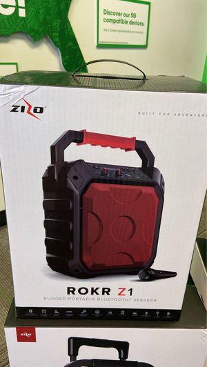 Z1 rokr speaker for Sale in Taycheedah, WI