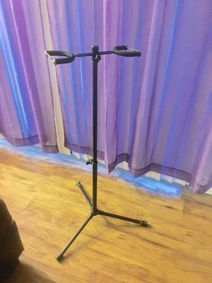 "Gator Frameworks 40"" duo- guitar stand $20 OBO for Sale in Las Vegas, NV"