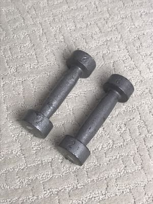 Weights 2lb Dumbbell Set free shipping for Sale in Buckhannon, WV
