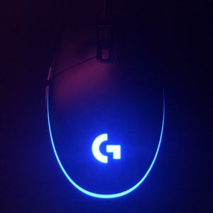 Logitech G203 Prodigy RGB Gaming Mouse for Sale in Melrose Park, IL
