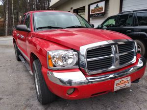2006 Dodge dakota low millage for Sale in Lilburn, GA