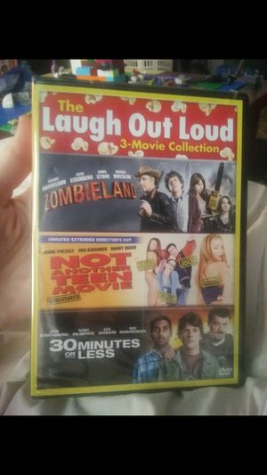 Comedy (3Pack)- DVDS!! for Sale in Tulsa, OK