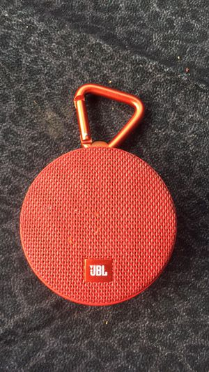 JBL Clip (Bluetooth/Aux) WATERPROOF!! for Sale in Lynchburg, VA