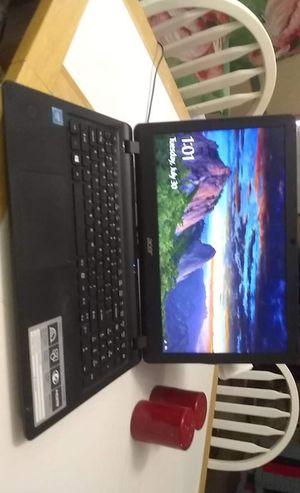 Acer Aspire es 15 Labtop for Sale in Gloverville, SC
