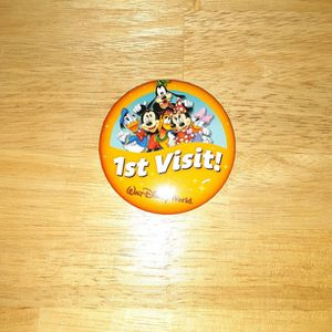 Walt Disney World First Visit Pin for Sale in Chicago, IL