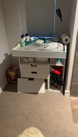 IKEA changing table for Sale in San Diego, CA