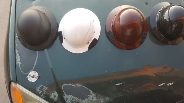 Brand new carbon-fiber lift hard hats for Sale in Moreno Valley, CA -  OfferUp