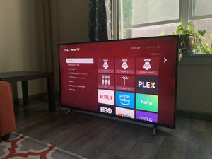 "TCL P605 55"" 4K HDR TV for Sale in Redmond, WA"