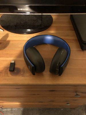 Wireless PlayStation headset for Sale in Eastvale, CA