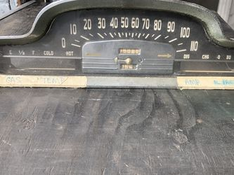 1949 -1950 Cadillac Gauge Cluster for Sale in Whittier,  CA