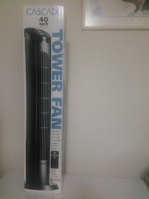Tower Fan with remote control for Sale in Laveen Village, AZ
