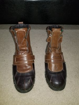 Men's Polo Boots for Sale in Nashville, TN