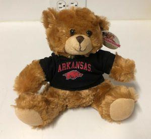 Arkansas Razorback Plushland Teddy Bear for Sale in Clermont, FL