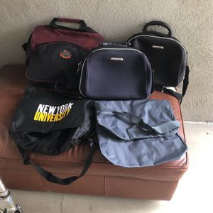 Laptop and Other bags for Travel Use for Sale in Azusa, CA