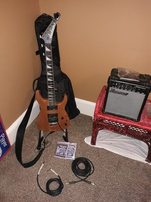 Jackson Electric guitar Floyd Rose for Sale in Philadelphia, PA
