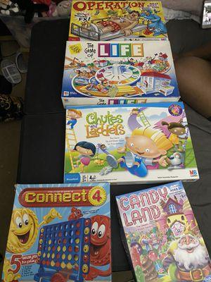 Children's Board Games for Sale in Pomona, CA