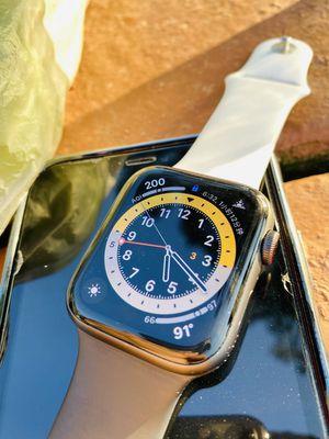 Apple Watch 4 gen, 44mm cellular for Sale in Arcadia, CA