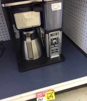 Ninja coffee maker for Sale in Houston, TX