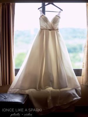 Maggie Sottero - Rory wedding dress for Sale in Saugus, MA