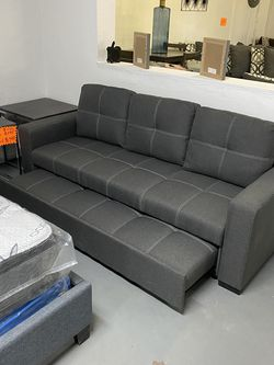 Gray Sofá With Pull-out Bed ¡¡NEW!! for Sale in Phoenix,  AZ