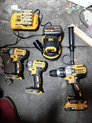 Dewalt XR power tool set for Sale in Fairfield, CA